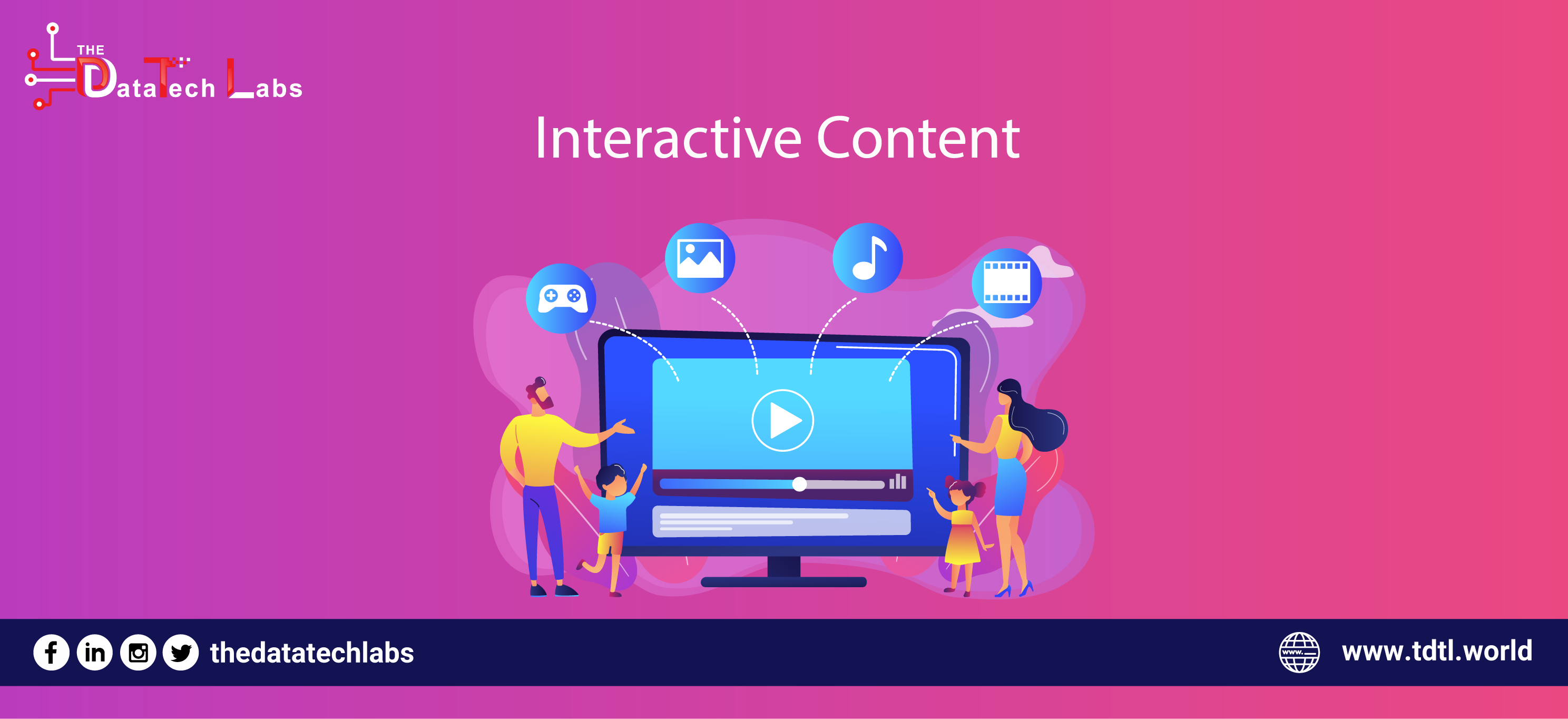 5 Tips on how to Produce Interactive Content!